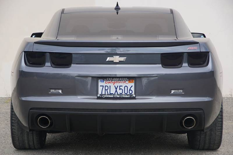 2010 Chevrolet Camaro SS 2dr Coupe w/1SS - Hayward CA