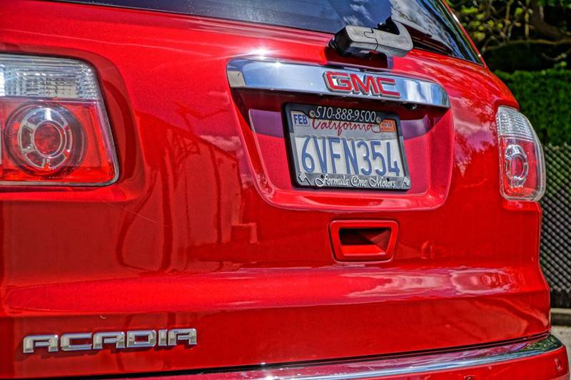 2012 GMC Acadia Denali 4dr SUV - Hayward CA