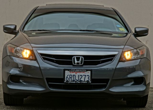 2011 HONDA ACCORD EX 2DR COUPE 5A polished metal metallic abs - 4-wheel active head restraints -