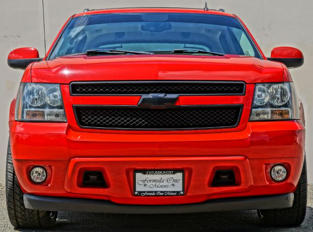 2007 CHEVROLET AVALANCHE LT 1500 4DR CREW CAB 4WD SB sport red metallic 2-stage unlocking - remot
