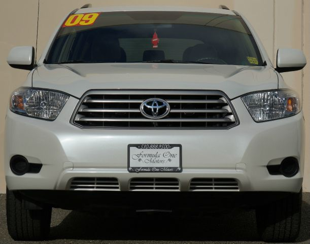2009 TOYOTA HIGHLANDER BASE 4DR SUV 27L blizzard pearl abs - 4-wheel active head restraints -