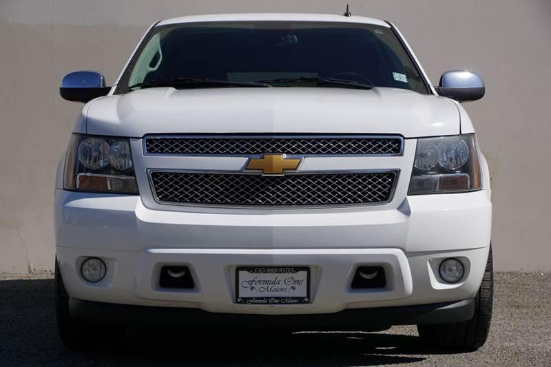 2012 CHEVROLET TAHOE LT 4X2 4DR SUV summit white 2-stage unlocking doors abs - 4-wheel adjustab