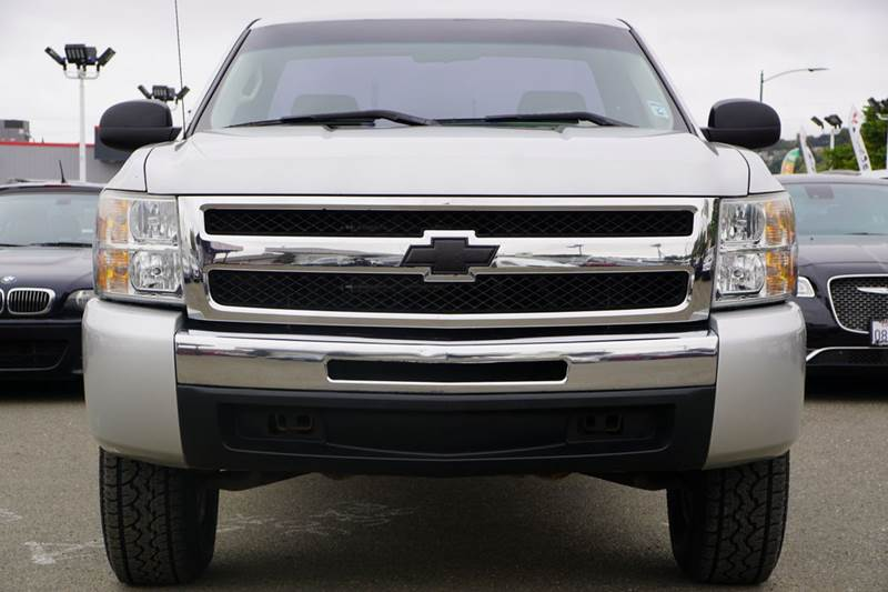 2011 CHEVROLET SILVERADO 1500 WORK TRUCK 4X2 2DR REGULAR CAB 6 unspecified abs - 4-wheel alterna