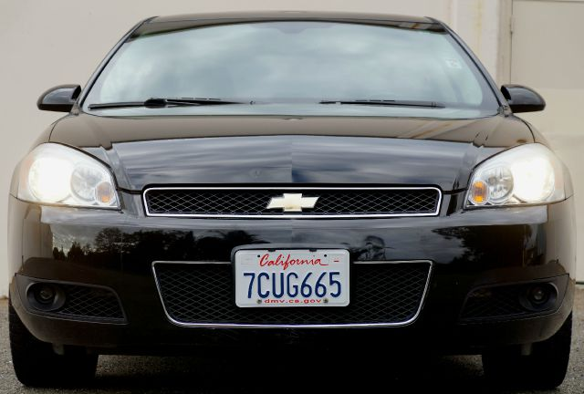 2008 CHEVROLET IMPALA SS SEDAN black black on ebony chevrolet impala ss loaded with leather sun
