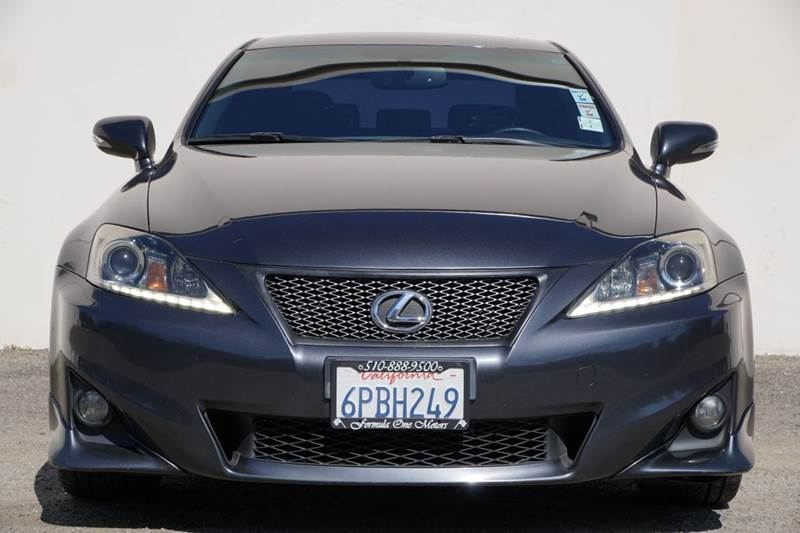 2011 LEXUS IS 250 BASE 4DR SEDAN 6A smoky granite mica this lexus is250 f sport is the upgraded ve