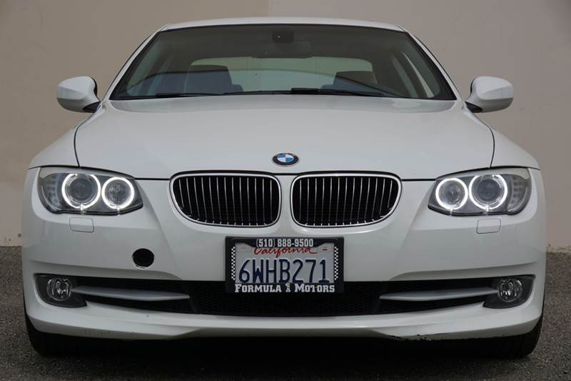 2012 BMW 3 SERIES 328I 2DR COUPE SULEV alpine white 2-stage unlocking doors abs - 4-wheel activ