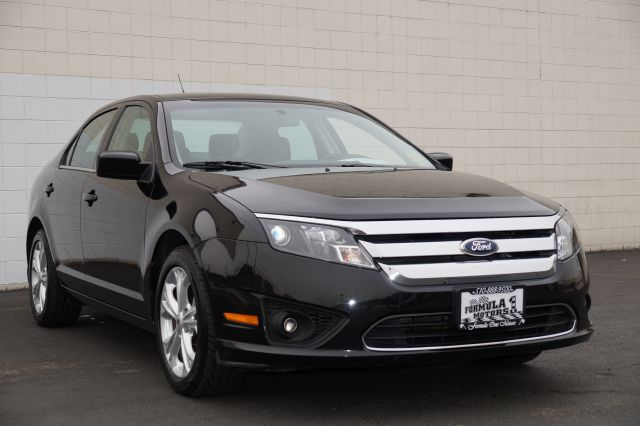 2012 FORD FUSION SE tuxedo black abs brakesair conditioningamfm radioanti-brake system 4-whee