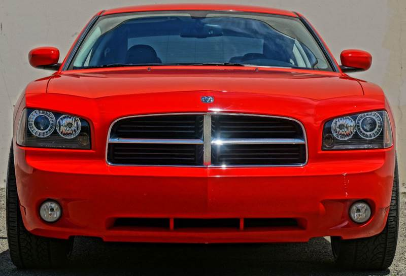 2010 DODGE CHARGER RT 4DR SEDAN torred 2-stage unlocking - remote abs - 4-wheel adjustable ped
