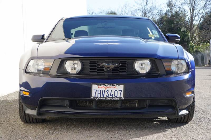 2010 Ford Mustang GT Premium 2dr Coupe - Hayward CA