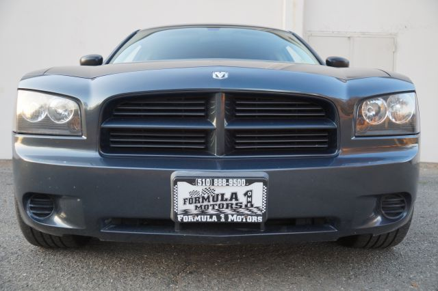 2008 DODGE CHARGER SE steel blue metallic clearcoat steel blue metallic se v6 is very fuel efficie