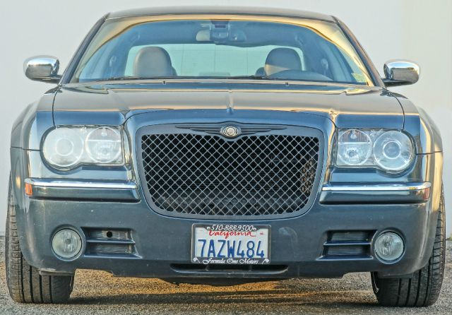 2007 CHRYSLER 300 C 4DR SEDAN steel blue metallic clearcoat 2-stage unlocking - remote abs - 4-wh