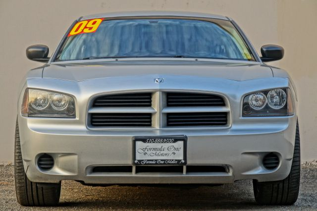 2009 DODGE CHARGER 4DR SEDAN bright silver metallic clearco 2-stage unlocking - remote abs - 4-wh