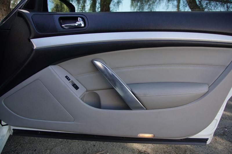 2008 Infiniti G37 Journey 2dr Coupe - Hayward CA