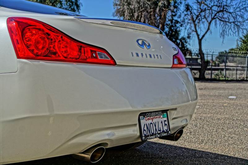 2008 Infiniti G37 Journey 2dr Coupe - Hayward CA