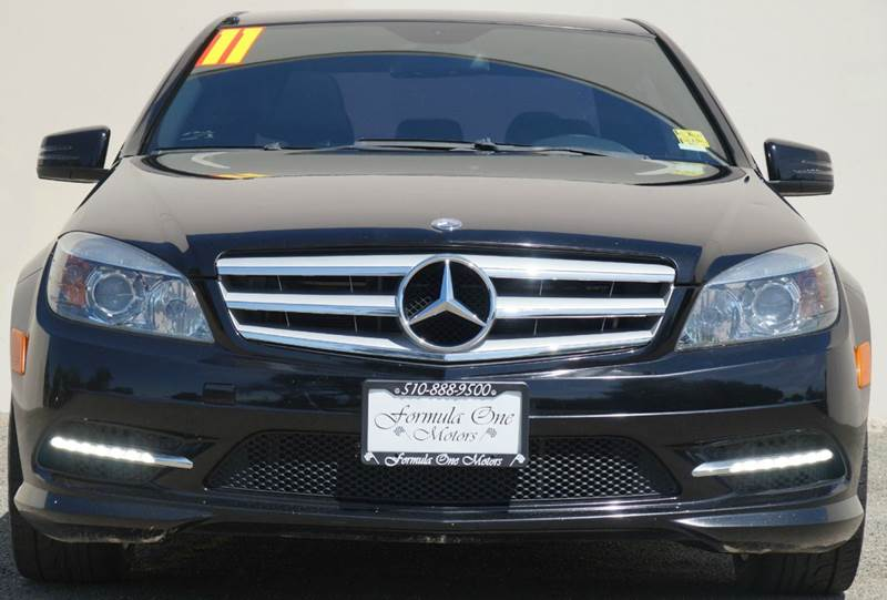 2011 MERCEDES-BENZ C-CLASS C300 SPORT 4DR SEDAN unspecified abs - 4-wheel active head restraints