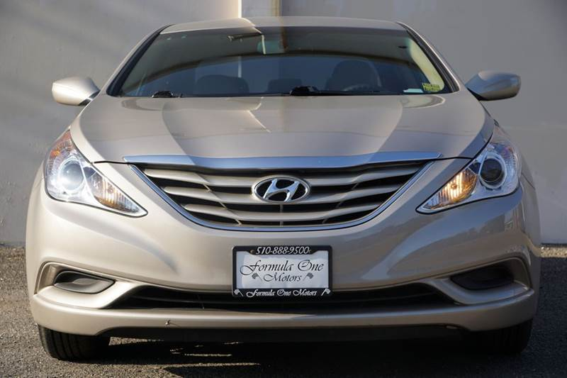 2011 HYUNDAI SONATA GLS 4DR SEDAN gold 2-stage unlocking doors abs - 4-wheel active head restra