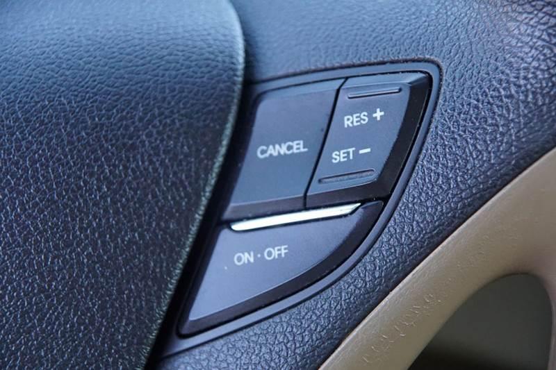2011 Hyundai Sonata GLS 4dr Sedan - Hayward CA