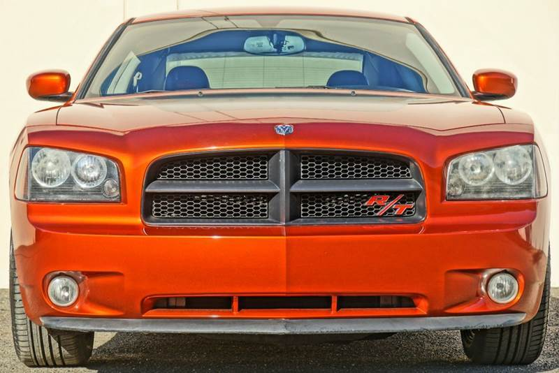 2006 DODGE CHARGER RT 4DR SEDAN go mango 2006 dodge charger rt daytona number 309 out of 4000 th