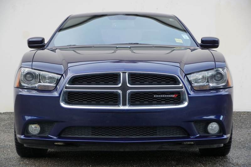 2014 DODGE CHARGER RT MAX 4DR SEDAN jazz blue pearlcoat 2-stage unlocking doors abs - 4-wheel a