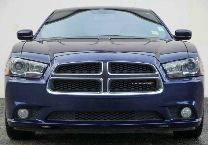 2014 DODGE CHARGER RT MAX 4DR SEDAN jazz blue pearlcoat this dodge charger rt is the amazing spor