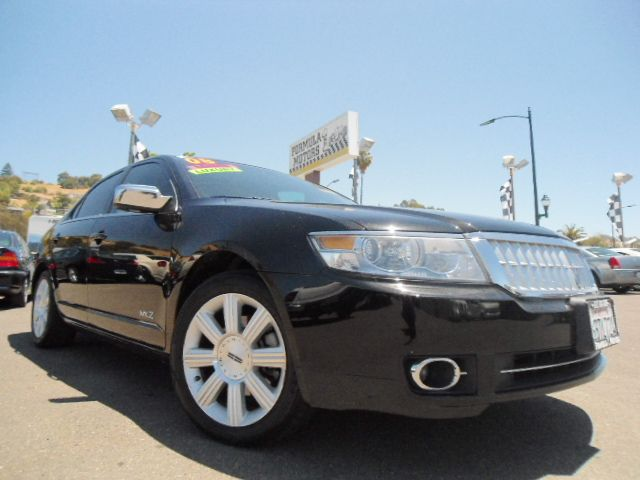 2008 LINCOLN MKZ FWD black abs brakesair conditioningalloy wheelsamfm radioanti-brake system