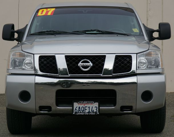 2007 NISSAN TITAN SE 4DR KING CAB SB smoke 2-stage unlocking - remote abs - 4-wheel airbag deact