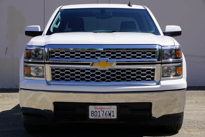 2015 CHEVROLET SILVERADO 1500 LT 4X2 4DR DOUBLE CAB 65 FT SB summit white abs - 4-wheel airbag