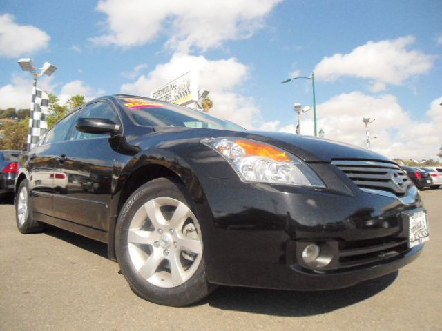 2008 NISSAN ALTIMA 25 SL black navigationback-up cameraleathermoon roofpush button