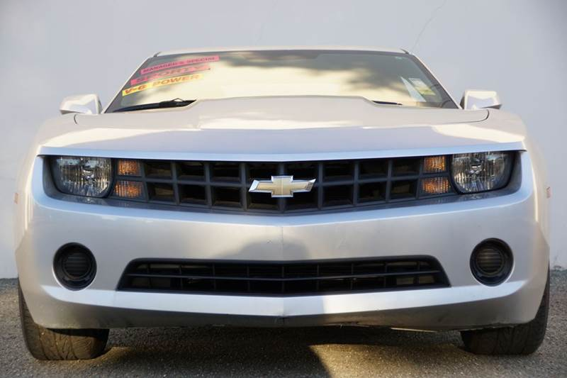 2013 CHEVROLET CAMARO LS 2DR COUPE W1LS unspecified abs - 4-wheel active head restraints - dual