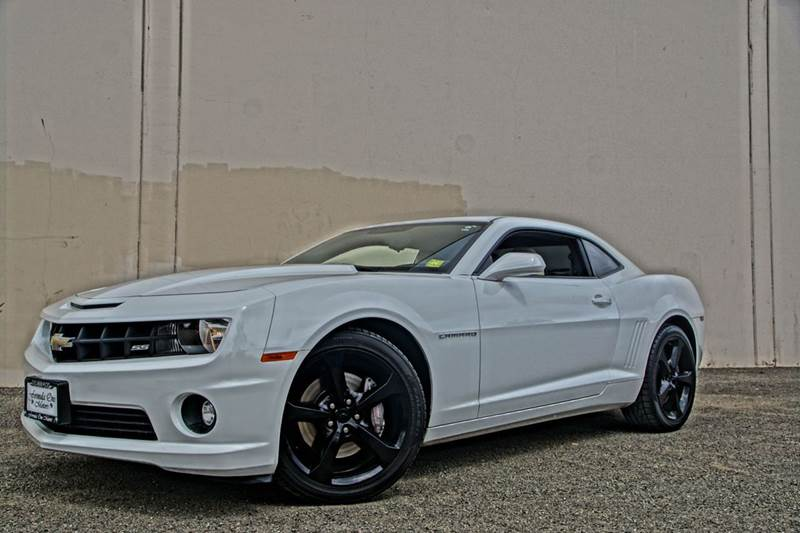 2011 Chevrolet Camaro SS 2dr Coupe w/1SS - Hayward CA