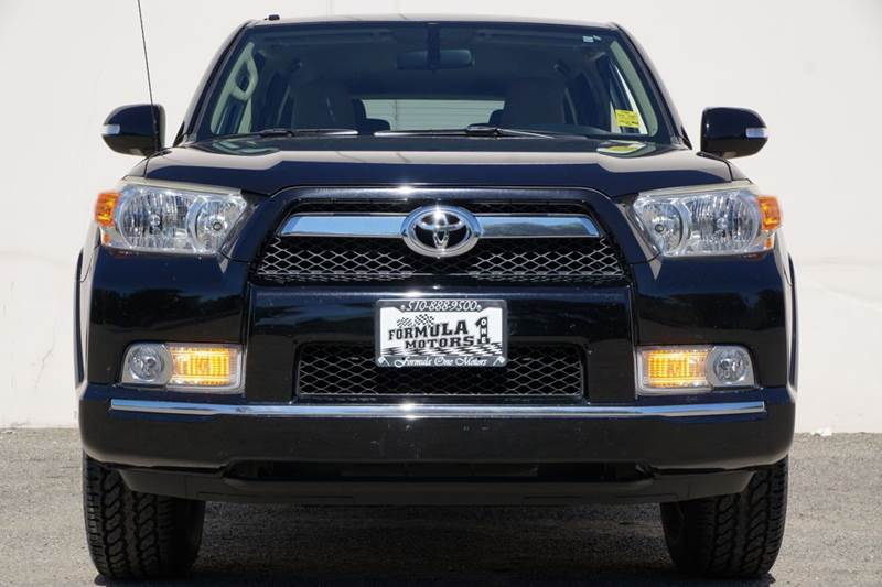2010 TOYOTA 4RUNNER SR5 4X2 4DR SUV 40L V6 black abs - 4-wheel active head restraints - dual