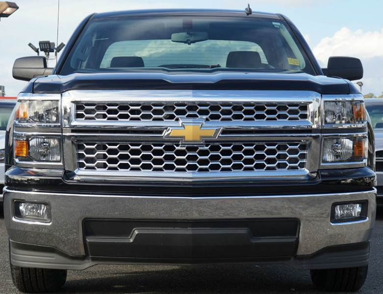 2014 CHEVROLET SILVERADO 1500 LT 4X2 4DR DOUBLE CAB 65 FT SB black abs - 4-wheel airbag deacti