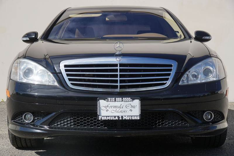 2009 MERCEDES-BENZ S-CLASS S550 4MATIC AWD 4DR SEDAN majestic black metallic this mercedes s550 4-