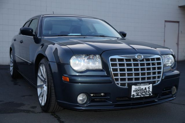 2008 CHRYSLER 300C SRT-8 steel blue metallic clearcoat this 300c srt8 is a must see steel blue me