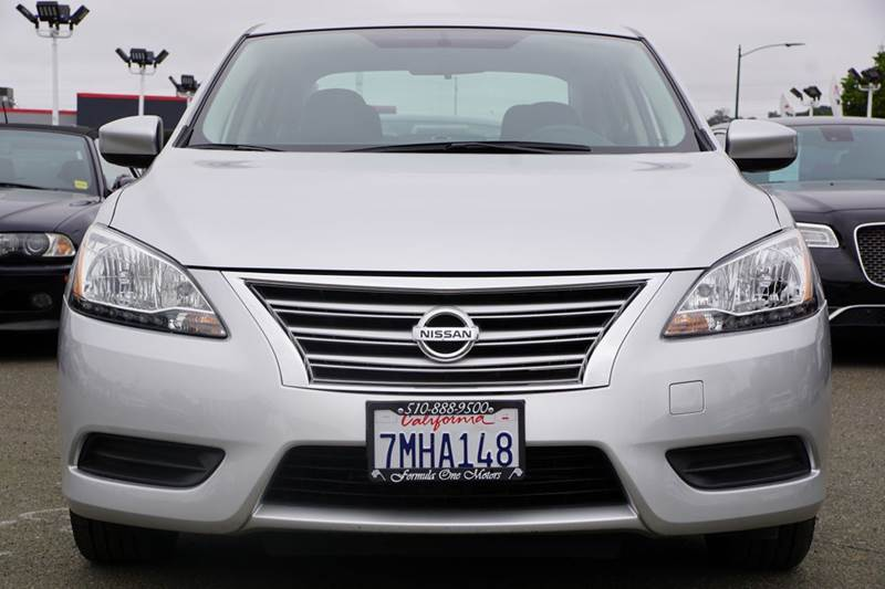 2015 NISSAN SENTRA S 4DR SEDAN CVT unspecified 2-stage unlocking doors abs - 4-wheel air filtra