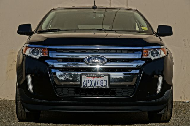 2011 FORD EDGE LIMITED 4DR SUV tuxedo black metallic 2-stage unlocking abs - 4-wheel air filtra