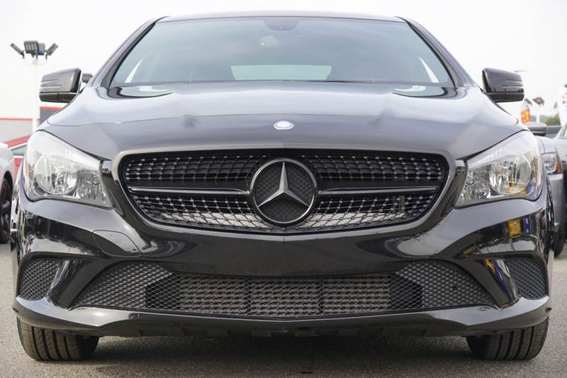 2014 MERCEDES-BENZ CLA CLA250 4DR SEDAN cosmos black metallic 2-stage unlocking doors abs - 4-wh