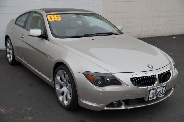 2006 BMW 6 SERIES 650I COUPE mineral silver metallic abs brakesair conditioningalloy wheelsamf