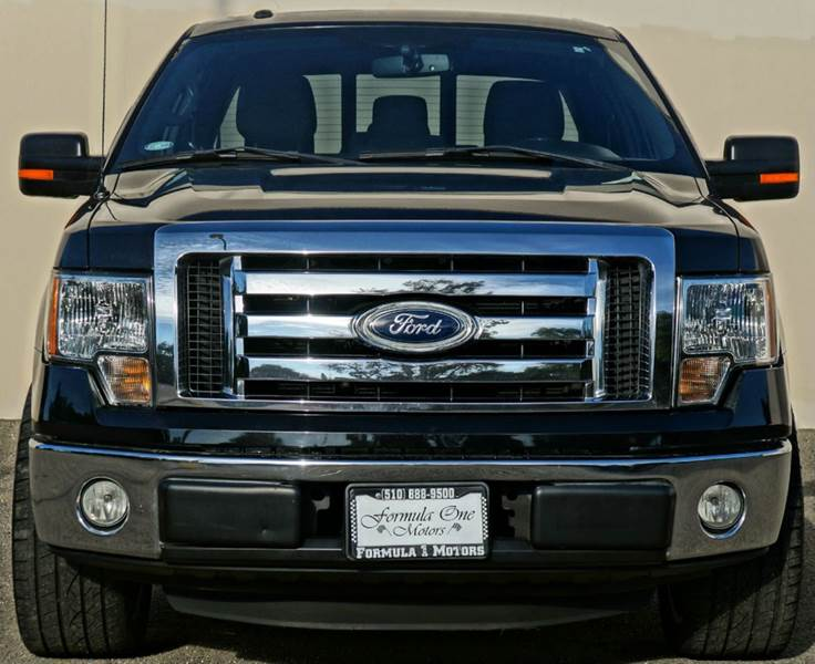 2011 FORD F-150 XLT 4X2 4DR SUPERCAB STYLESIDE 6 unspecified 2-stage unlocking abs - 4-wheel ai