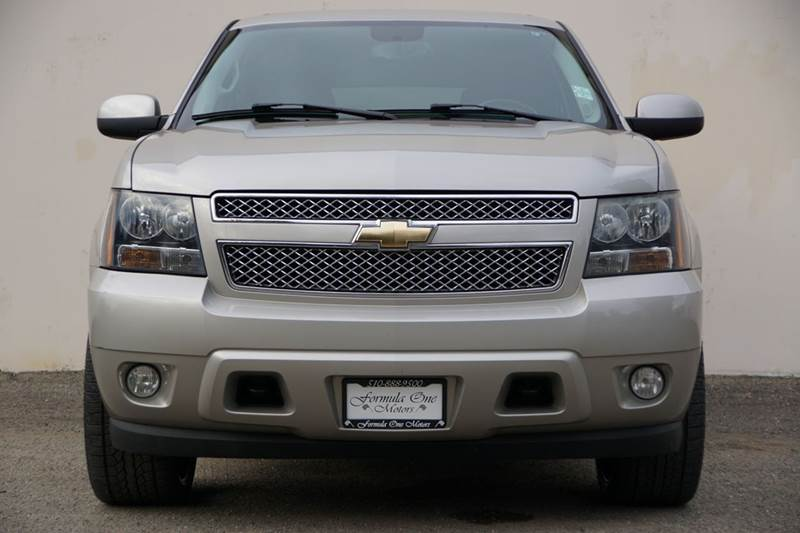 2008 CHEVROLET TAHOE LS 4X4 4DR SUV gold mist metallic 4x4 26 inch custom wheels and tires 3rd