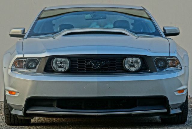 2010 FORD MUSTANG GT PREMIUM 2DR COUPE sterling gray metallic abs - 4-wheel airbag deactivation -