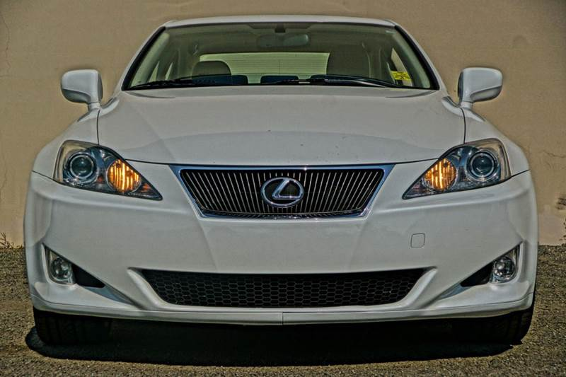 2008 LEXUS IS 250 BASE 4DR SEDAN 6A starfire pearl 2-stage unlocking doors abs - 4-wheel air fi