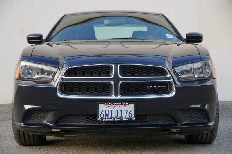 2012 DODGE CHARGER SE 4DR SEDAN 2-stage unlocking doors abs - 4-wheel active head restraints - d