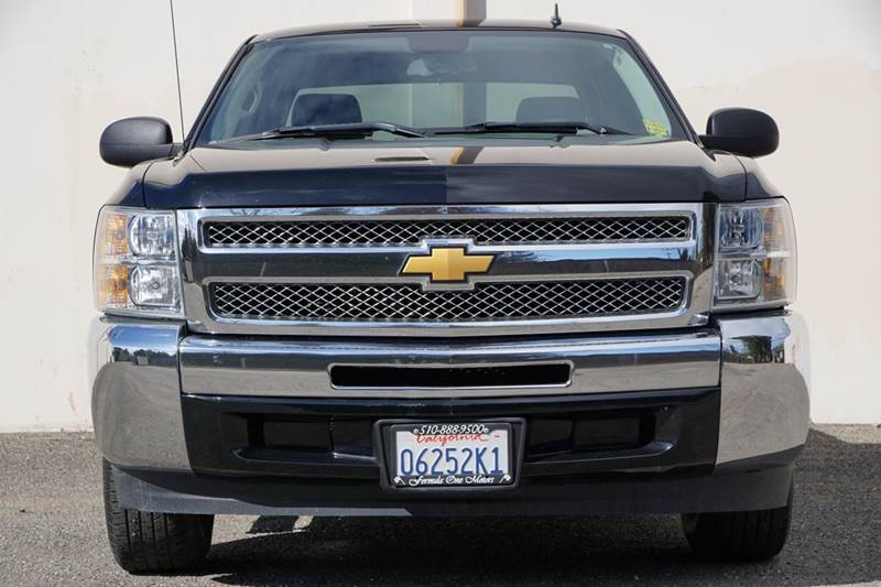 2012 CHEVROLET SILVERADO 1500 LS 4X2 4DR EXTENDED CAB 65 FT unspecified abs - 4-wheel alternat