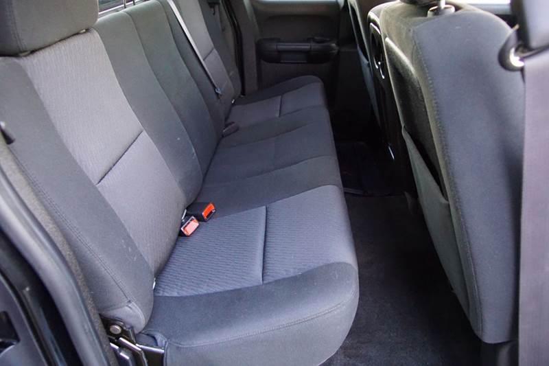 2012 Chevrolet Silverado 1500 LS 4x2 4dr Extended Cab 6.5 ft. SB - Hayward CA