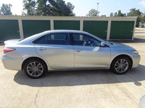 2017 Toyota Camry for sale in Steens, MS