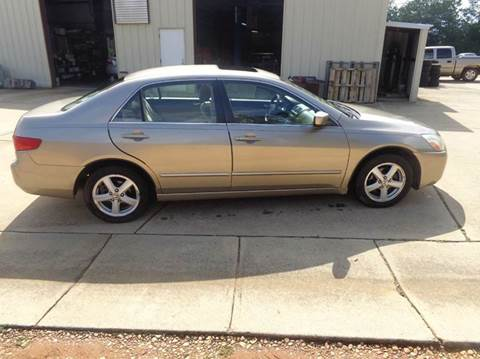 2005 Honda Accord for sale in Steens, MS