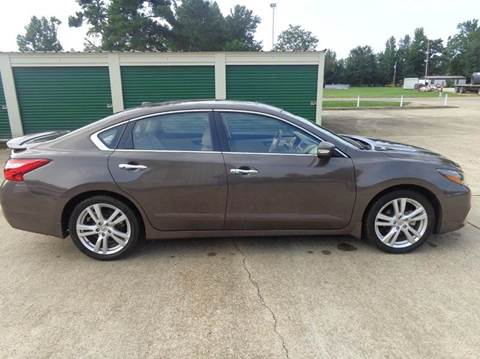 2016 Nissan Altima for sale in Steens, MS