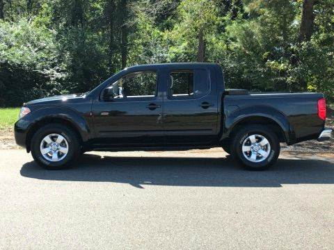 2012 Nissan Frontier for sale in Steens, MS