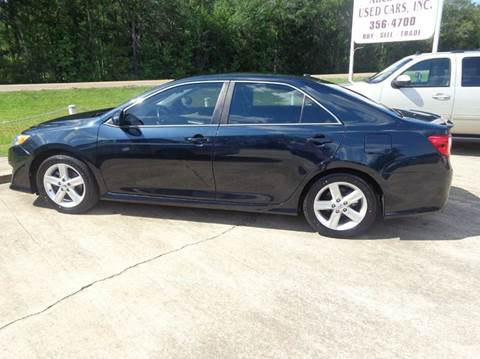 2014 Toyota Camry for sale in Steens, MS